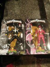 Power Rangers Legacy figures lot megazord BAF Complete Set of 5 NEW MOC Bandai