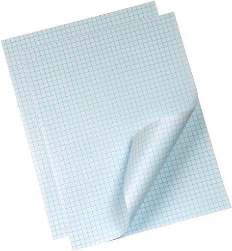 trusty graph paper 8 1 2 x 11 inches 4 squares per inch 2