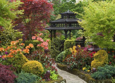 Zen Style Garden, Walsall, England | Japanese Garden | Pinterest .