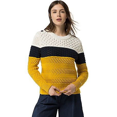 Image for SUNSET SAIL SWEATER from Tommy Hilfiger USA