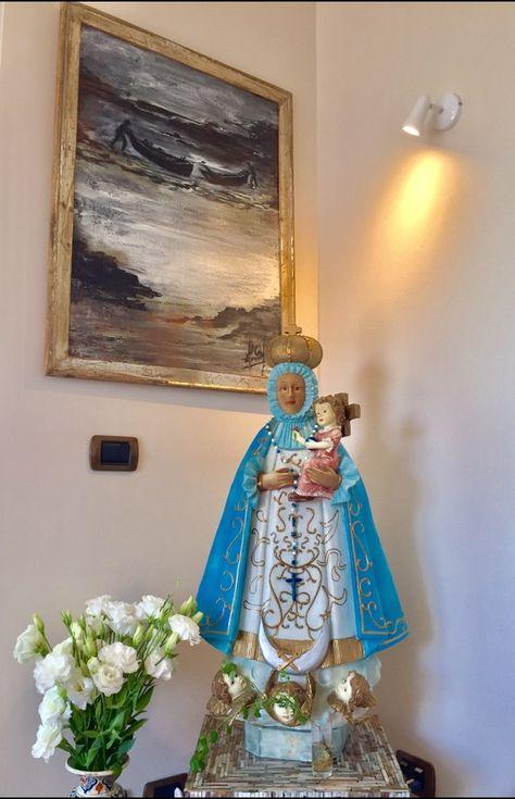Virgencita De Regla Yemaya En Casa Yemayá Vyp