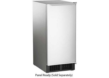 Scotsman 15 Undercounter Gourmet Panel Ready Ice Machine Clear Ice Machine Ice Machine Clear Ice