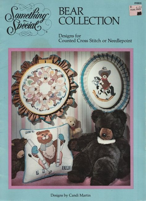 Once Upon A Christmas By Forever Friends Needlework Designs Vintage Cross Stitch Pattern Booklet 1981