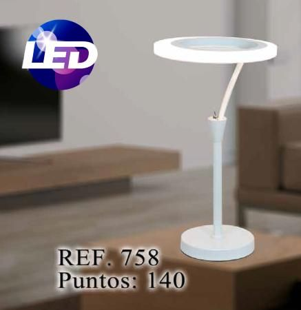 LED LED Lámpara sobremesa ZurichMarinisaledLED sobremesa Lámpara de de A4Rj3L5