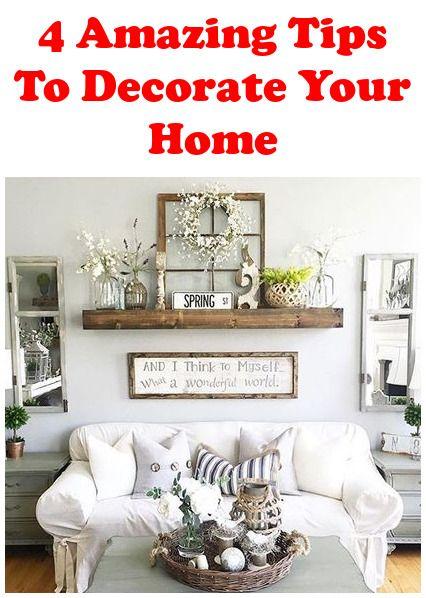Easy Home Decor Tips And Tricks Home Decor Decor Easy Home Decor
