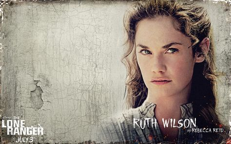 Ruth Wilson as Rebecca Reid – The Lone Ranger   Live HD Wallpapers