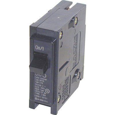 Eaton Temporary Power Panel Br120 Type Br 20 Amp Single Pole Plug In Circuit Breaker Eaton Circuit Pole