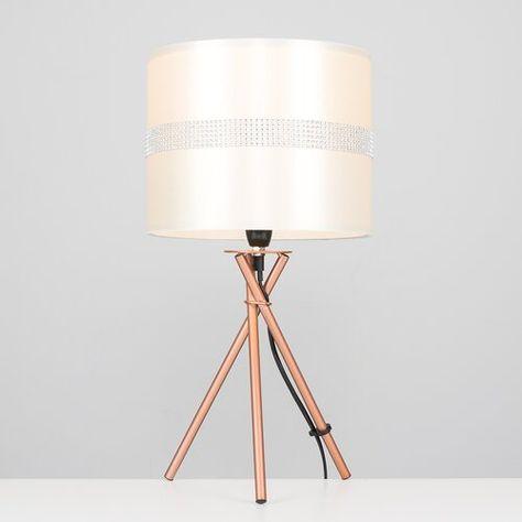 Camden 49cm Tripod Table Lamp MiniSun Bulb Included: Yes
