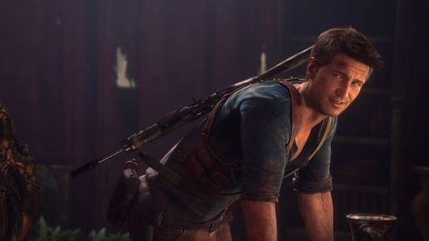 Uncharted 4 A Thief S End Nathan Drake Video Games Uncharted