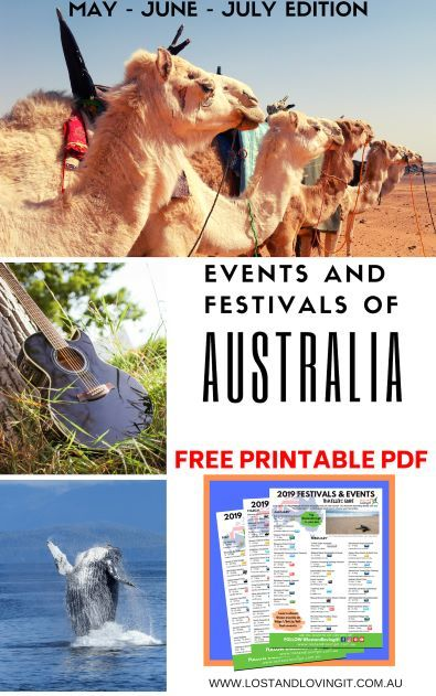 Are You Looking For Festivals Australia Celebrates During May