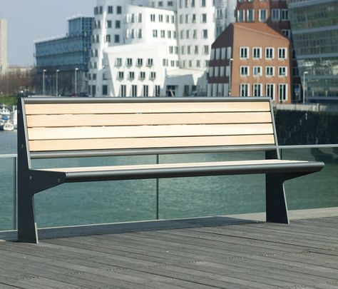 Exterior Benches Street Furniture Ordo Bench Westeifel Werke | Public Realm  | Pinterest | Street Furniture And Public Realm