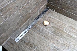 Laticrete Hydro Ban Pre Sloped Shower Pans Linear Drains Primitive Bathrooms Shower Drain Shower Pan