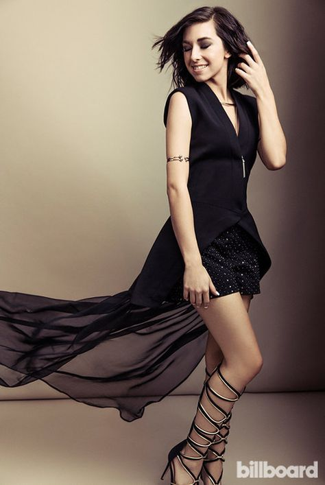 Billboard Magazine Christina Grimmie