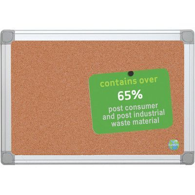 Mastervision Earth Wall Mounted Bulletin Board 2 H X 2 W Wall Mount Dry Erase Board Frames On Wall