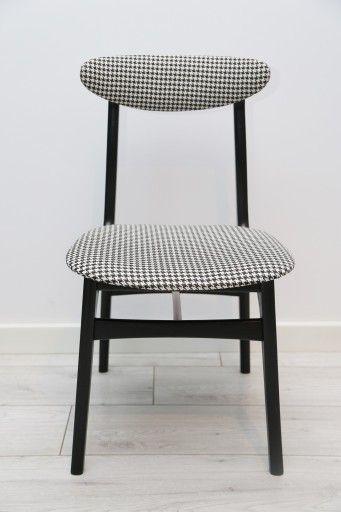 Krzeslo Halas Prl Pepitka Typ 190 200 7342350224 Oficjalne Archiwum Allegro Furniture Chair Decor
