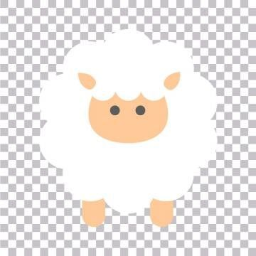 Animals Png Images Vector And Psd Files Free Download On Pngtree Sheep Vector Cute Sheep Sheep Cartoon