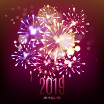 2019 Celebration Works Beautiful Background New Year Background Png And Vector With Transparent Background For Free Download Beautiful Backgrounds Fireworks Gold Poster