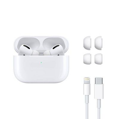 Apple Airpods Pro In 2021 Airpods Pro Earbuds Noise Cancelling