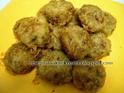 Resep Perkedel Kentang Enak Aneka Resep Masakan Sederhana Kreatif Indonesian Food Food Recipes