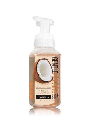 Vanilla Coconut Hand Sanitizer : vanilla, coconut, sanitizer, Vanilla, Coconut, Soothing,, Sweet, Blend, Whipped, Vanilla,, Peach, Blossom, Works,, Soap,, Smells