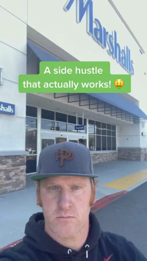 A side hustle that actually works. Buying from retail stores and selling for double on Amazon :) 🤑