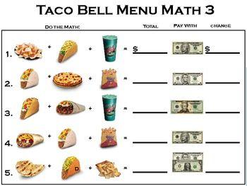 empowered by them chickfila menu  school  pinterest  math math  empowered by them chickfila menu  school  pinterest  math math  worksheets and math lessons