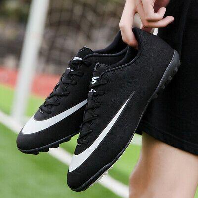 best shoes better super popular Advertisement(eBay) Kids Boys Soccer Shoes Indoor TF Men Football ...