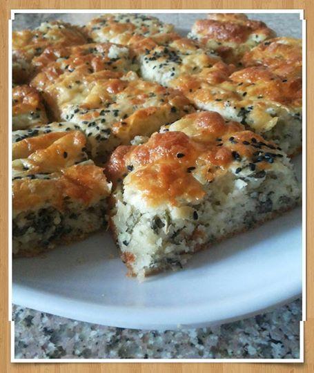 كيكة الزعتر الأخضر Recipe Arabic Food Recipes Palestinian Food
