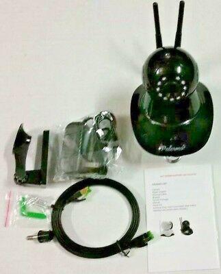 NIB Palermo Wi-Fi IP Surveillance Video Security Camera 720p PL-HIP292W-1M-NA Ap