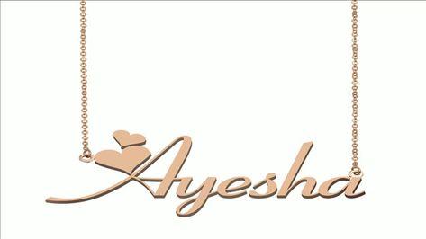 List of Pinterest ayesha name pictures & Pinterest ayesha name ideas