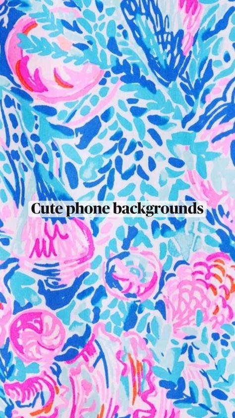 Cute phone backgrounds