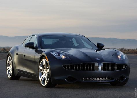 2010 Fisker Karma - The sexist car on the road and green :D