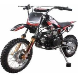 Roketa Dirt Bike Agb 21 Black 125cc Dirt Bike Dirt Bike Bike
