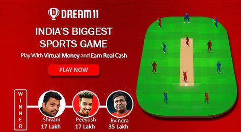 How To Earn Money In Dream11 Cricket