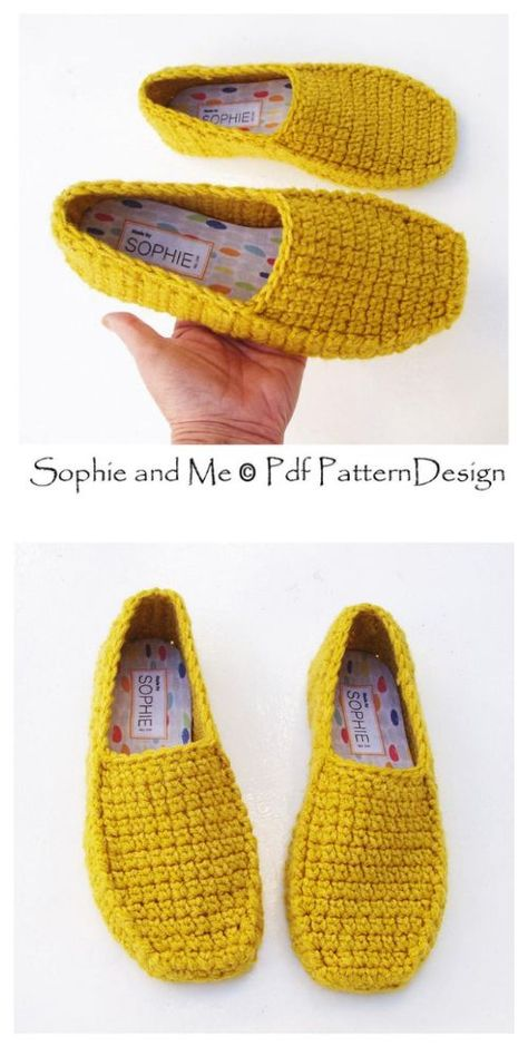 Crochet Boots, Crochet Crafts, Crochet Yarn, Crochet Clothes, Crochet Stitches, Crochet Projects, Crochet Slipper Pattern, Crochet Patterns, Shoe Pattern