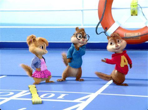 Alvin And The Chipmunks Chipwrecked Alvin Y Las Ardillas 3