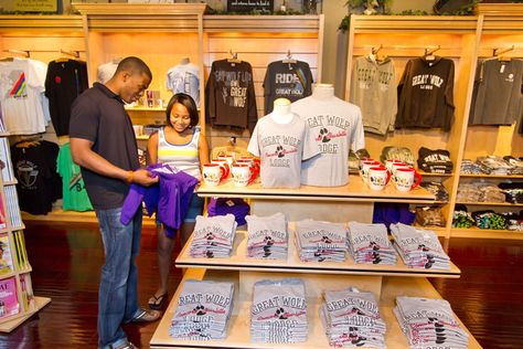Buckhorn Exchange offers something for everyone. From tees to key chains, you're sure to find the perfect souvenir.