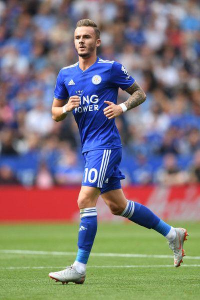 James Maddison Photos Photos Leicester City Vs Wolverhampton Wanderers Premier League Leicester City Football James Maddison Leicester City Football Club