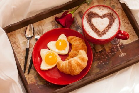 Valentine's Day Breakfast Ideas for Your Love