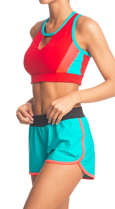 c1564246193 Danseur | Fitness in 2019 | Gym shorts womens, Gym workouts, Workout ...