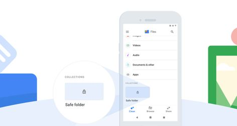 Googles New Safe Folder Feature Keeps Your Files Secure
