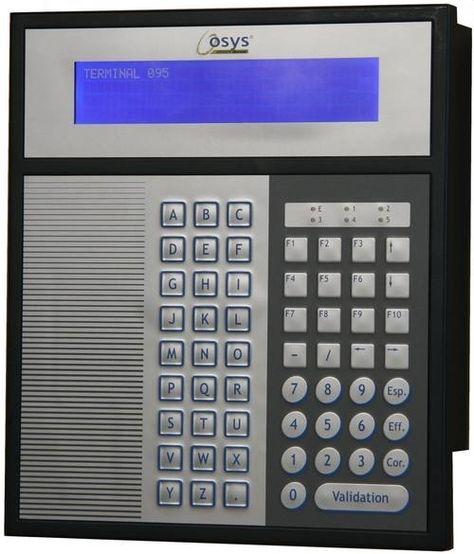 13 best Bodet - Osys, Suivi de production - Manufacturing - time card calculator