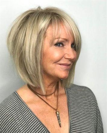 16++ 50 year old woman short bob hairstyles 2019 ideas
