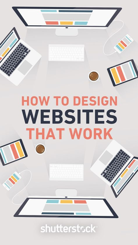 How to Design a Website: 10 Golden Rules for Beginners