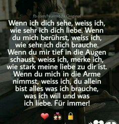 Schatz Sprüche meine Wenigkeit Liebe Dich Mein #liebe #schatz #spruche
