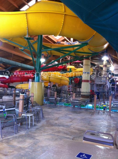Our Experience at the Great Wolf Lodge - Traverse City, MI Mom Living