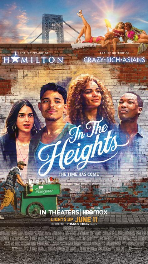 ICONIC MOVIE FASHION: IN THE HEIGHTS