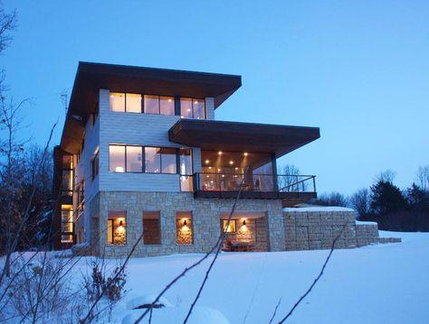Icf Modern House Icf Home House Designs Exterior Plans Modern