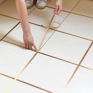 New Self Adhesive Ceramics Tile Mildewproof Edges Tape Decorative Corner Side Edges Strip In 2020 Sealing Tape Bathroom Wall Stickers Ceramic Tiles