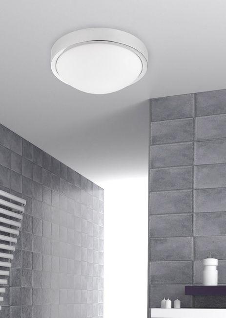 Plafon Gian Do łazienki Posiada Ip44 Plafon Posiada